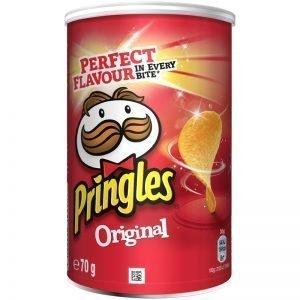 Pringles Original - 14% rabatt