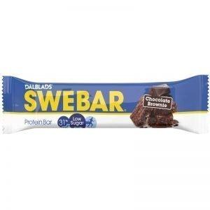 """Proteinbar """"Chocolate Brownie"""" 50g - 33% rabatt"""