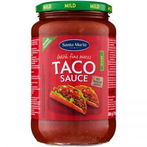 Tacosås Mild - 24% rabatt