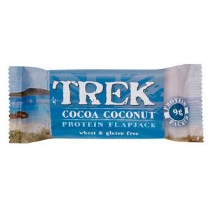 Trek Cocoa Coconut Protein Flapjack - 50 G