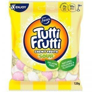 Tutti Frutti Chewy Sour - 15% rabatt
