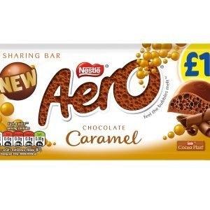 Aero Caramel 100g