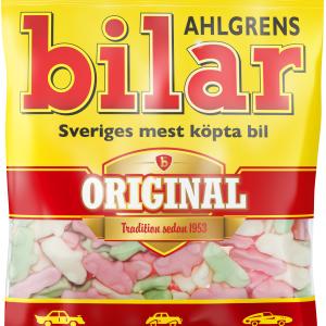 Ahlgrens Bilar Original 40g x 40st