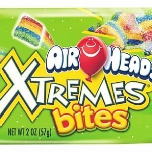Airheads Xtremes Sour Rainbow Berry Bites 57g