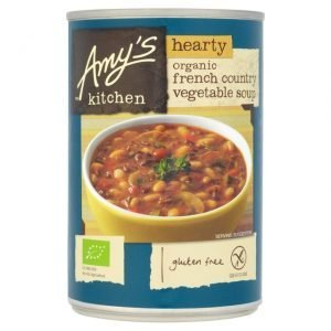 Amys Kitchen Hearty French Country Vegetable Soup 408g
