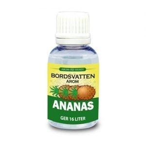 Ananas 32 ml Bordsvattenarom för kolsyrat vatten
