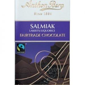 Anthon Berg Fairtrade Salmiak 100g
