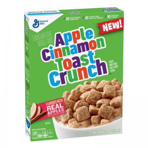 Apple Cinnamon Toast Crunch Cereal 314g