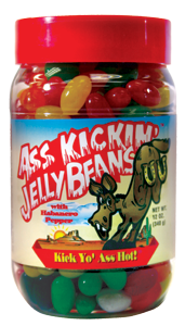 Ass Kickin Jelly Beans