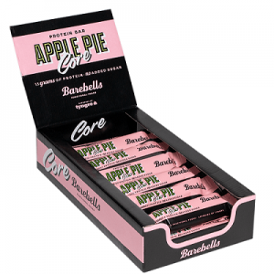 Barebells Core Apple Pie Protein Bar 40g x 14st