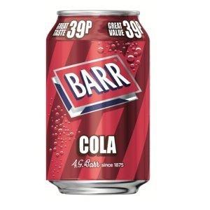 Barr Cola 330ml