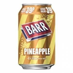 Barr Pineapple 33cl