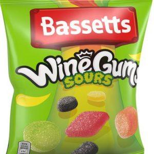 Bassetts Sour Winegums 190g