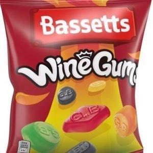 Bassetts Winegums 190g