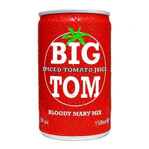 Big Tom Bloody Mary Mix 150ml