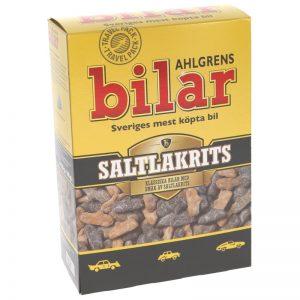 Bilar Saltlakrits - 55% rabatt