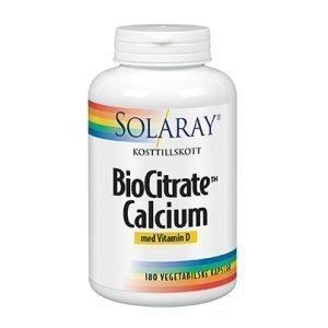 BioCitrate calcium 180k veg