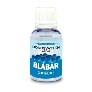 Blåbär 32 ml Bordsvattenarom för kolsyrat vatten