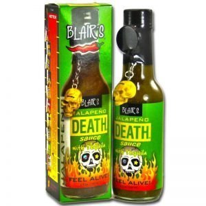 Blairs Jalapeno Death Sauce 150ml
