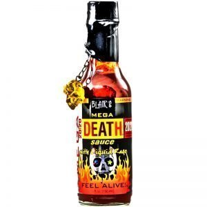 Blairs Mega Death Sauce 150ml