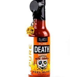 Blairs Pure Death Sauce 150ml