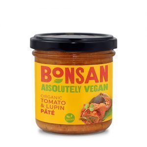 Bonsan Paté Tomat/lupin Ø - 140 G