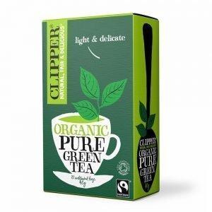 CLIPPER Pure Green Tea