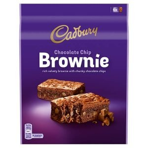 Cadbury Chocolate Chip Brownie 150g