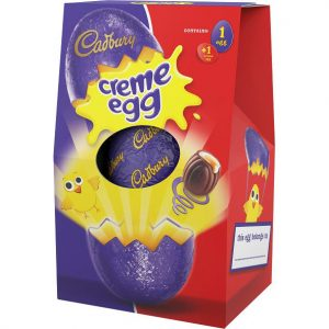 Cadbury Crème Egg Medium Easter Egg 138g