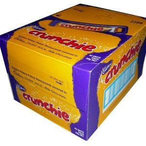 Cadbury Crunchie 38g x 48st