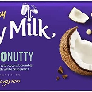 Cadbury Dairy Milk Inventor Coconutty 105g