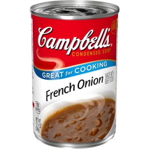 Campbells Condensed French Onion Soup 298g