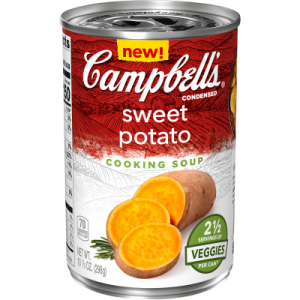 Campbells Sweet Potato Cooking Soup 298g