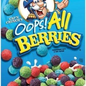 Cap n Crunch Oops All Berries 326g