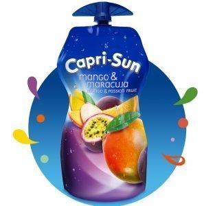 Capri-Sun - Mango & Maracuja 33cl