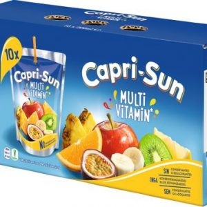 Capri-Sun Multivitamin 10x20cl