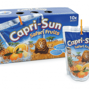 Capri-Sun Safari Fruits 10x20cl