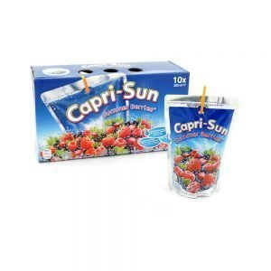 Capri-Sun Summer Berries 10x20cl