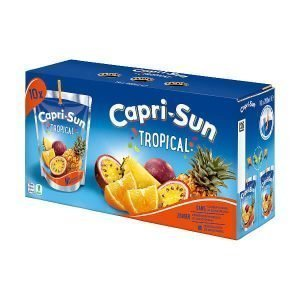 Capri-Sun Tropical 10x20cl