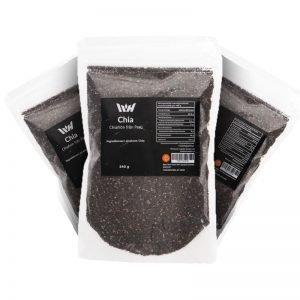 Chiafrön 3-pack - 36% rabatt