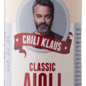 Chili Klaus Classic Aioli Chili Garlic