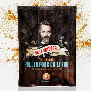 Chili Klaus Pulled Pork Chili Rub 75g