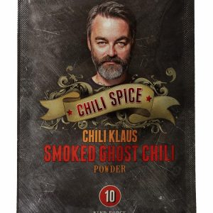 Chili Klaus Smoked Ghost chili powder 12g