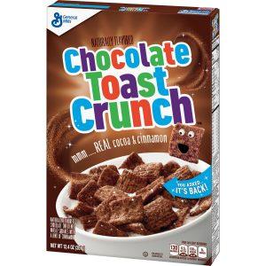 Chocolate Toast Crunch 351g