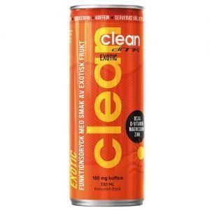 Clean Drink Exotic 33cl