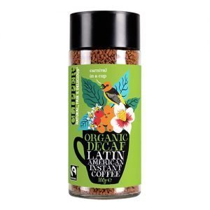 Clipper Decaf Latin American Instant Coffee - 100 G