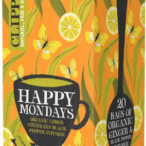 Clipper Happy Mondays Organic Infusion Tea 20s