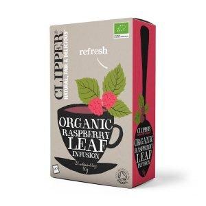 Clipper Organic Raspberry Leaf Infusion 20s