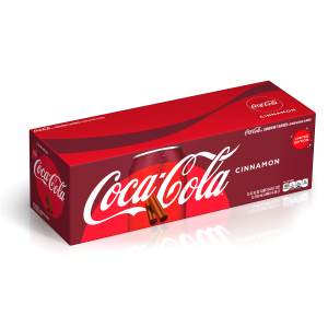 Coca-Cola Cinnamon 355ml