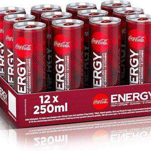 Coca-Cola Energy 25cl x 12st